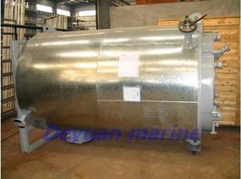 Marine Fuel Gas Tube Boiler