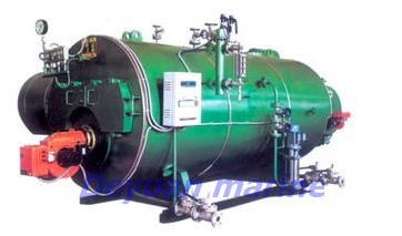 Marine Horizontal Oil Fired Boiler