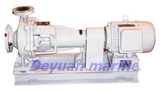 Marine Horizontal Self Priming Centrifugal Oil Pump