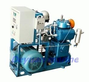 Marine Intermediate Air Compressor