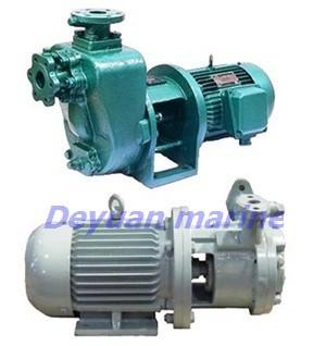 Marine Self Priming Vortex Pump
