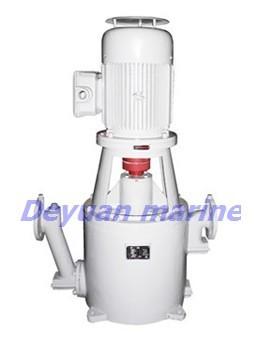 Marine Self Suction Vertical Crushing Pump