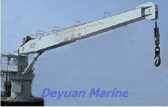 Marine Telescopic Crane