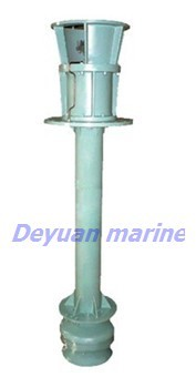 Marine Vertical Deep Well Oil Pump
