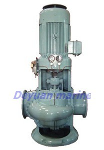 Marine Vertical Double Suction Centrifugal Pump