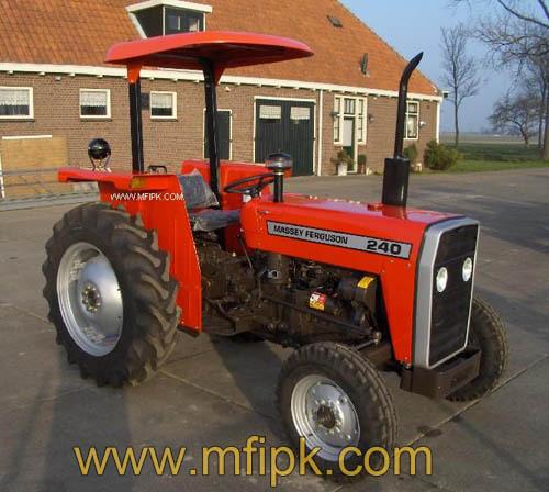 Massey Ferguson Farm Tractor 240