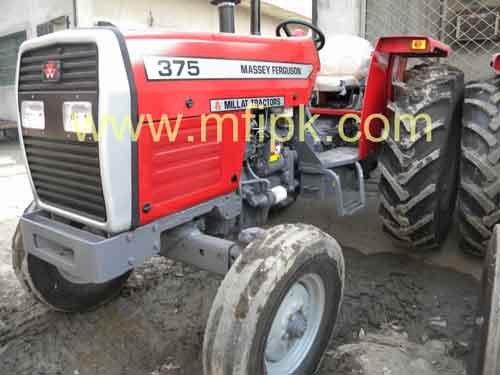 Massey Ferguson Farm Tractor 375