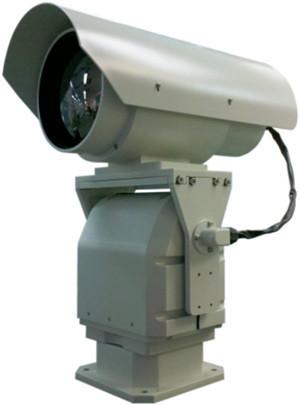 Maximum 4320m Human Detection Distance Tir185r Long Range Thermal Imager