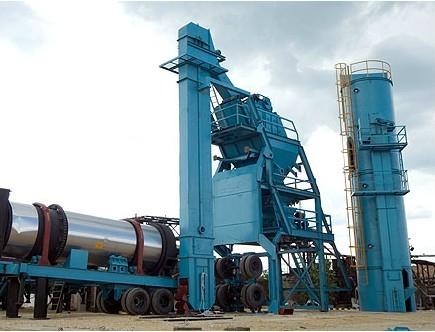 Mb1000 Mobile Asphalt Plant