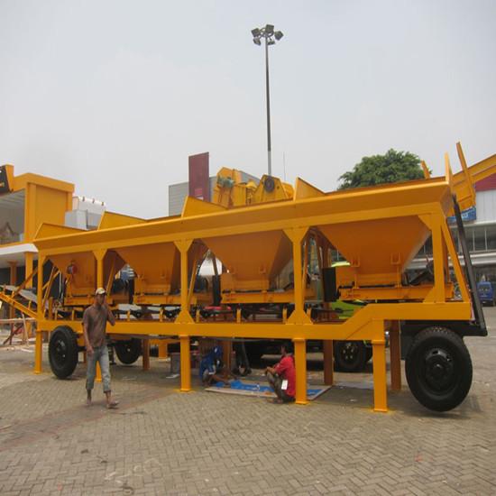 Mb1500 120tphmobile Asphalt Plant