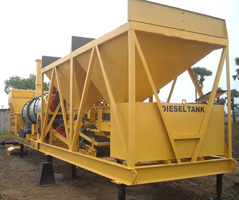 Mc20 20tphmobile Asphalt Plant