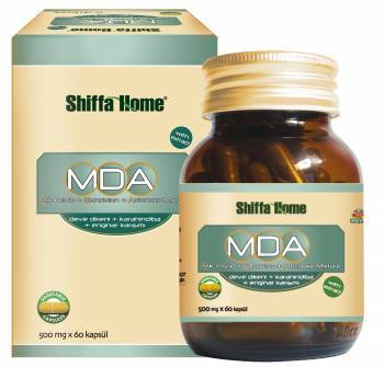 Mda Milkthistle Dandelion Artichoke Natural Herbal Capsule For The Refreshm