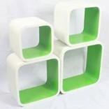 Mdf Cube Shelf Fy6055