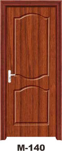 Mdf Pvc Interior Door M 140