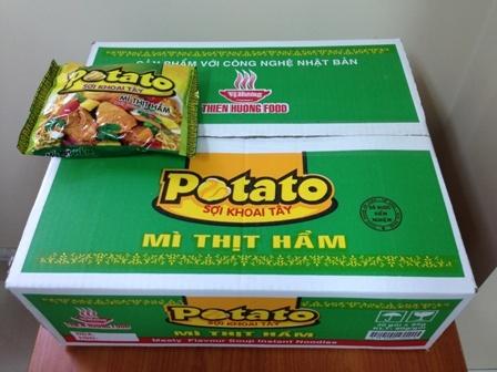 Meaty Flavour Soup Instant Noodles