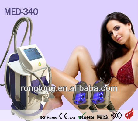 Medical Ce Approved Cryolipolysis Vacuum Body Sculpting Machine Med 340