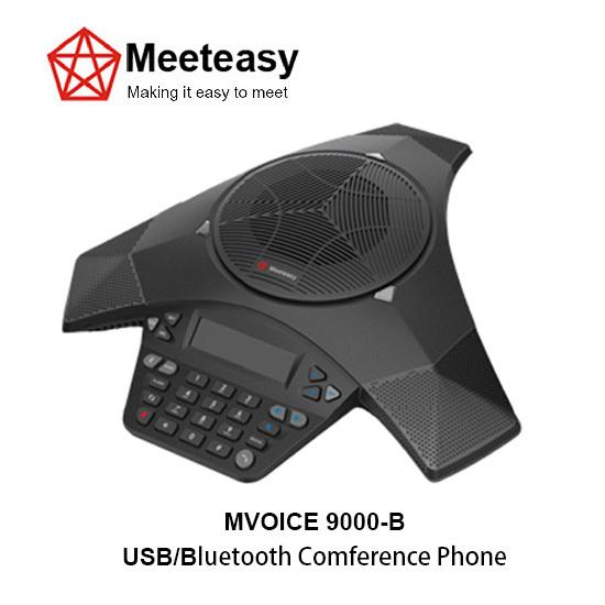 Meeteasy Mvoice 9000 B Usb Bluetooth Conference Phone