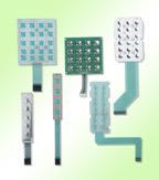 Membrane Switch Poly Dome Keypads