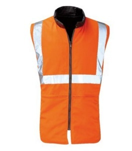 Men High Vis Reflective Safety Vest 2015hvv02