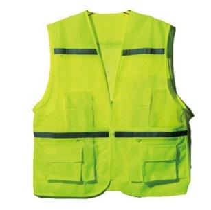 Men High Vis Reflective Safety Vest 2015hvv04