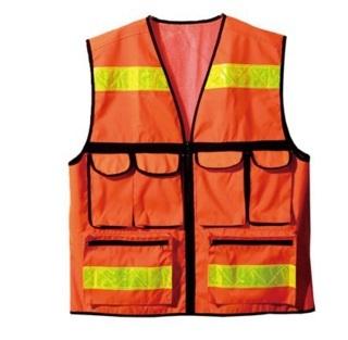 Men High Vis Reflective Safety Vest 2015hvv05