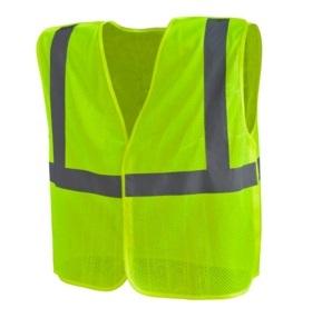 Men High Vis Reflective Safety Vest 2015hvv06