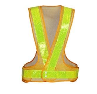 Men High Vis Reflective Safety Vest 2015hvv08