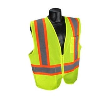 Men High Vis Reflective Safety Vest 2015hvv09