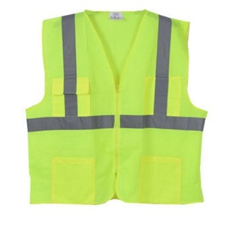 Men High Vis Reflective Safety Vest 2015hvv11