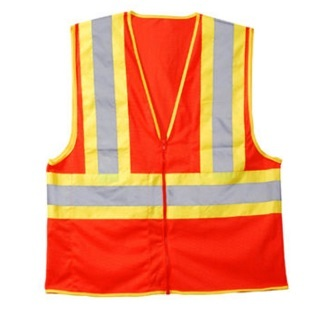 Men High Vis Reflective Safety Vest 2015hvv12