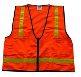 Men High Vis Reflective Safety Vest 2015hvv13
