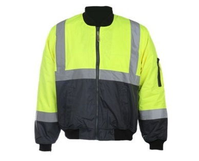 Men High Vis Waterproof Reflective Safety Jacket2015hvj03