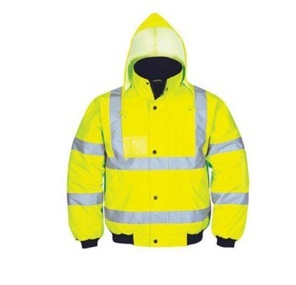 Men High Vis Waterproof Reflective Safety Jacket2015hvj04