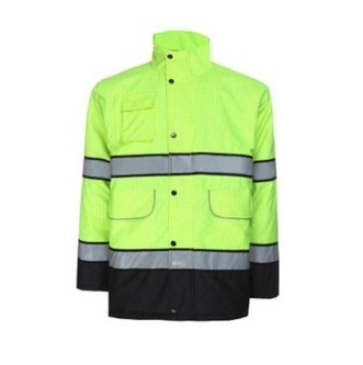 Men High Vis Waterproof Reflective Safety Jacket2015hvj07