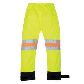 Men High Vis Waterproof Reflective Safety Pants 2015hvp02