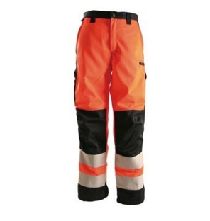 Men High Vis Waterproof Reflective Safety Pants 2015hvp03