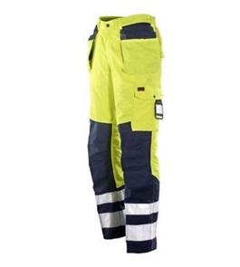 Men High Vis Waterproof Reflective Safety Pants 2015hvp04