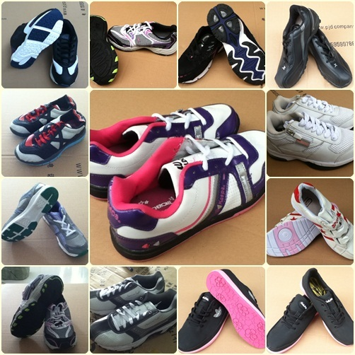 Men Running Shoes Stocks