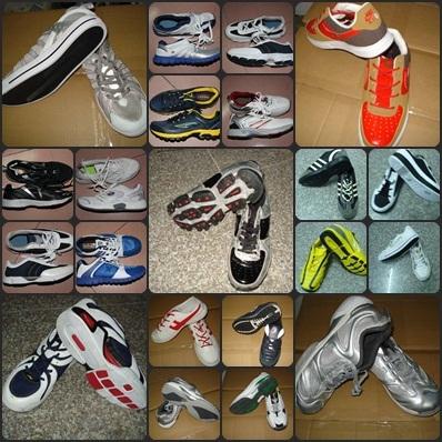 Men Sports Shoes Stocks