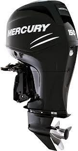 Mercury 150cxl Verado Outboard Motor Four Stroke