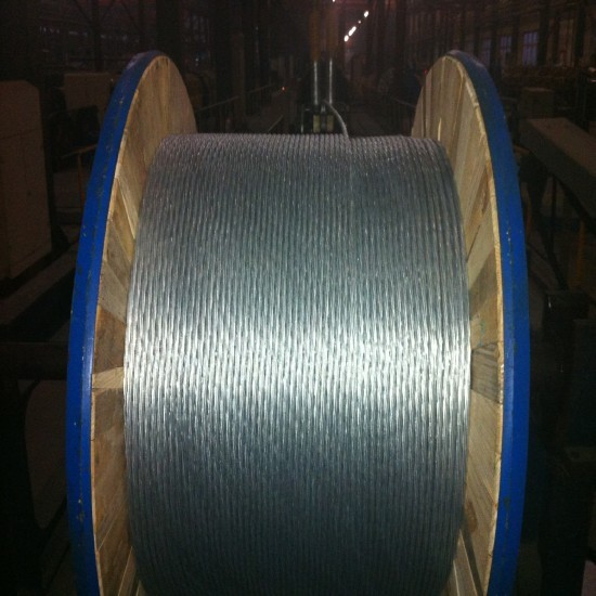 Messenger Wire For Electro Cable