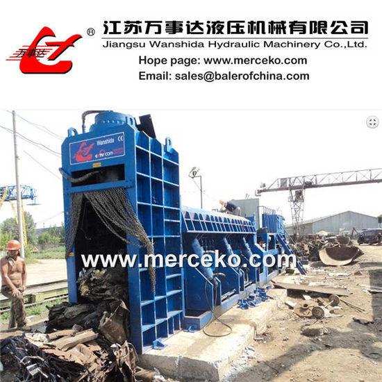 Metal Baler Shear Y83q 4000c