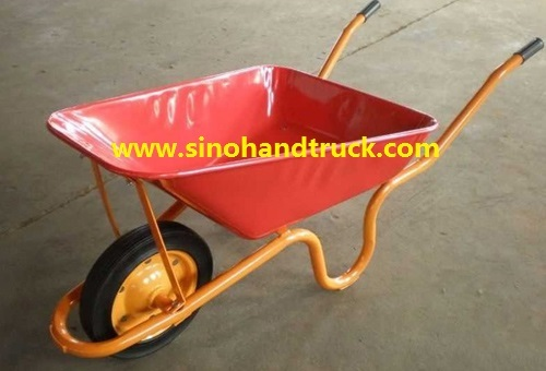 Metal Contractor Wheelbarrow Wb3800