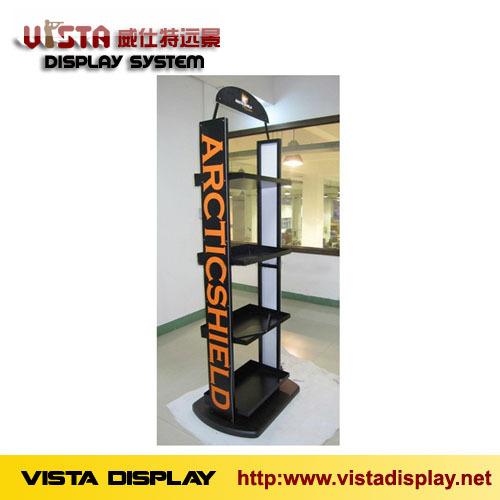 Metal Display Rack Stand