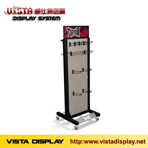 Metal Display Stand Store Shelf