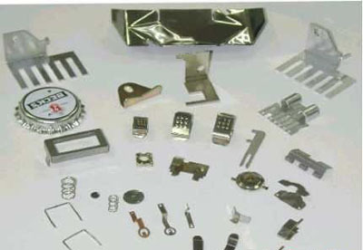 Metal Dome Precision Hardware Stamping Parts