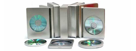 Metal Media Packaging