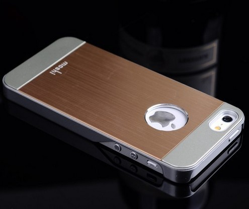 Metal Phone Case For Iphone5 Wholesale Supply