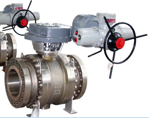 Metal Seated Ball Valves