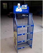 Metal Shelf Rack Display Stand Promotional Storage